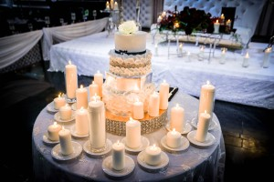 Wedding Cake Decors